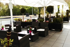 terrasse lounge-garnituren