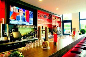 Bar im Geißbockheim