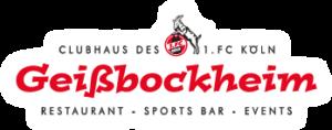 Geißbockheim Logo