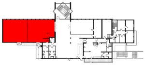 Raumplan Saal Geißbockheim